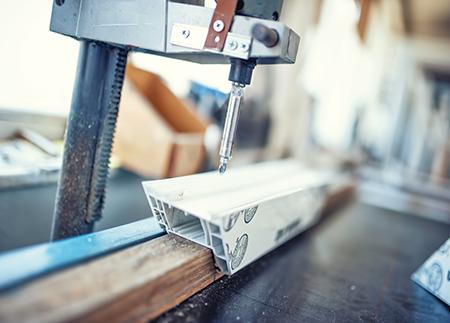Macchine per alluminio