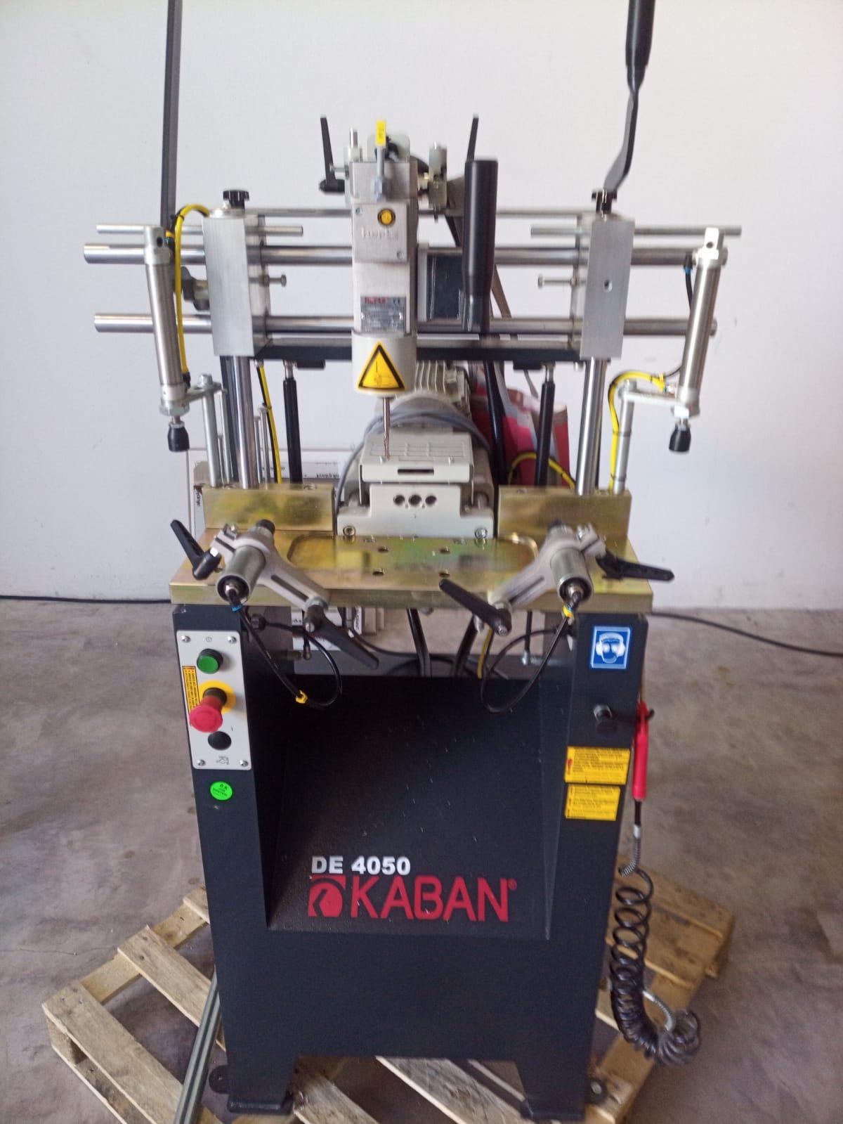Kaban DE4050 Pantografo Manuale scasso cremonese e foro maniglia (Anno 2019)